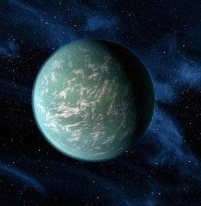 NASA Yeni Bir Dünya Benzeri Gezegen Buldu