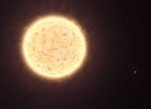 İlk Defa Başka Bir Galakside Bir Gezegen Keşfedildi