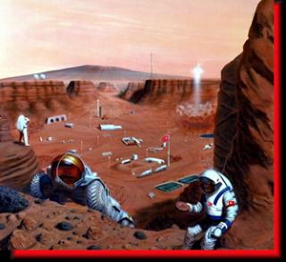 Mars'a Gidecekler Sıralamasında Türkiye Altıncı Durumda