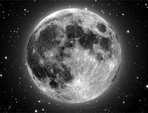 Ay'da Bolca Gümüş Var