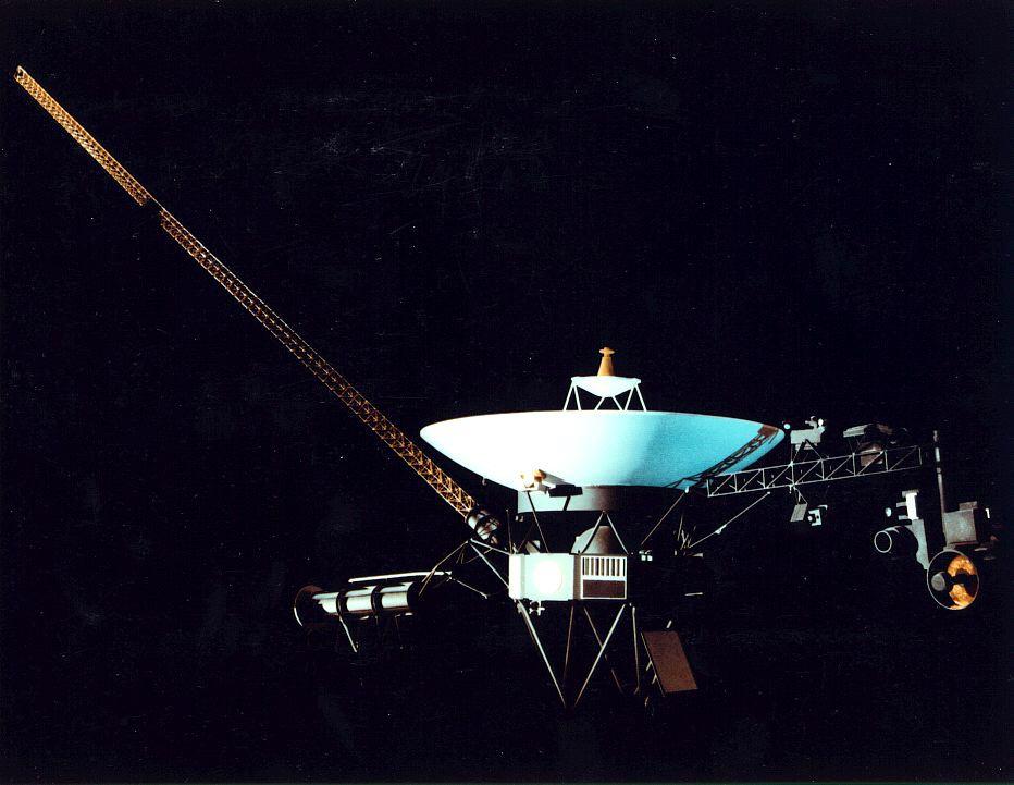 Voyager 1 Güneş Sistemi Dışında
