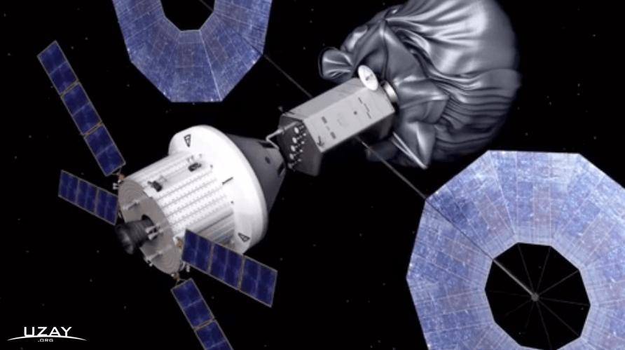 NASA Asteroit Yakalama Projesi