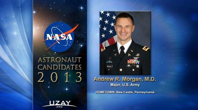 Andrew R. Morgan, 37 Yaşında - Binbaşı, ABD Ordusu
