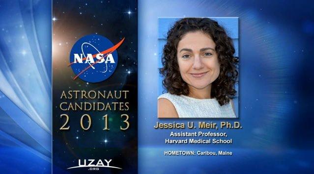 Jessica U. Meir, 35 Yaşında - Yardımcı Doçent, Harvard Tıp Fakültesi