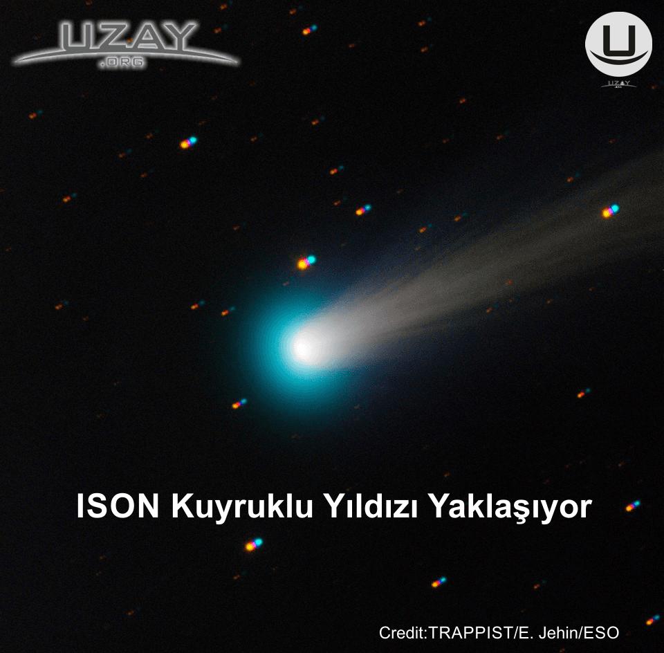 ISON Kuyruklu Yıldızı (Comet C/2012 S1) Yaklaşıyor