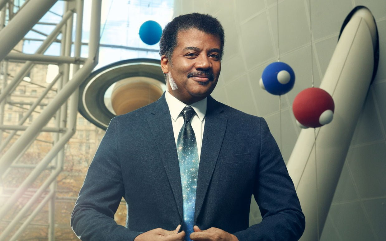 Cosmos'un Sunucusu Neil Degrasse Tyson ile Röportaj