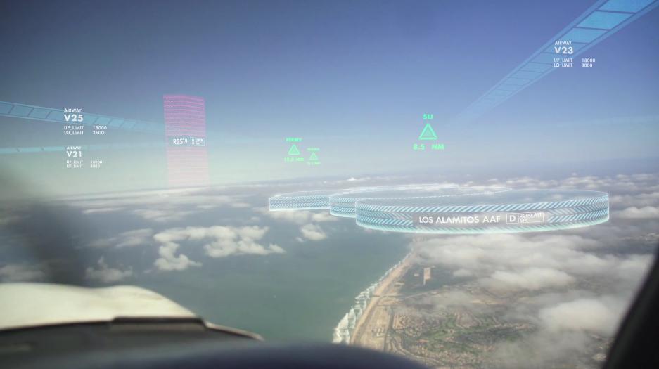 Pilotlar İçin Gözlük: Aero Glass