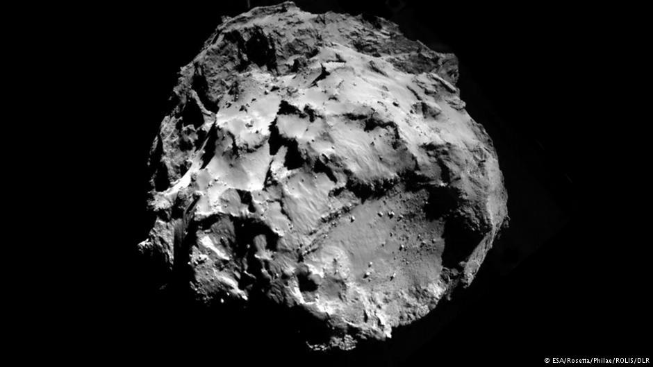 Philae'nin Birkaç Saatlik Enerjisi Kaldı