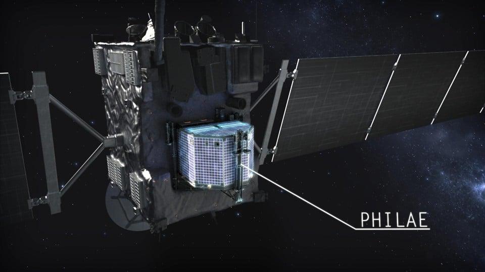 Philae – Kuyruklu Yıldıza İniş Gerçekleşti