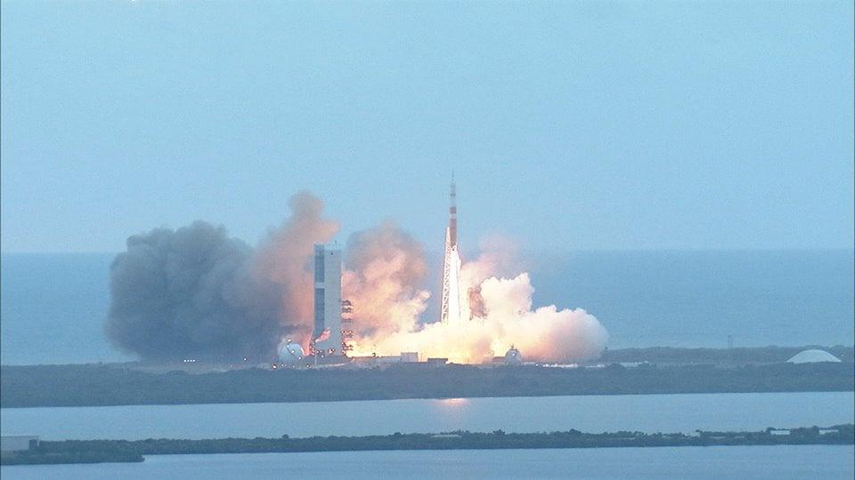 NASA, Mars Yolunda Önemli Bir Adım Olan Orion'u Fırlattı