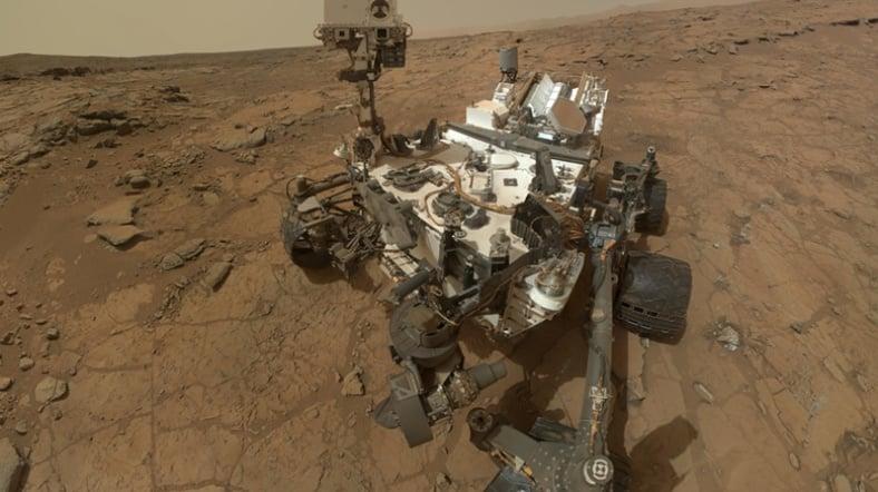 Curiosity'e 40 KB Boyutunda Güncelleme