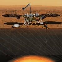 """""""InSight"""" Mars'ın Yeraltını Araştıracak"""
