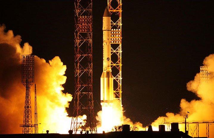 Türksat 4B Uydusu Fırlatıldı, İlk Sinyal Alındı