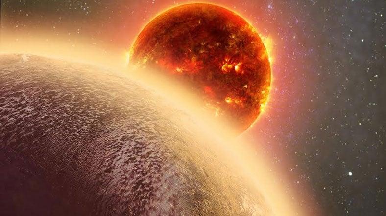 Güneş Sisteminin Dışında Venüs Benzeri Bir Gezegen