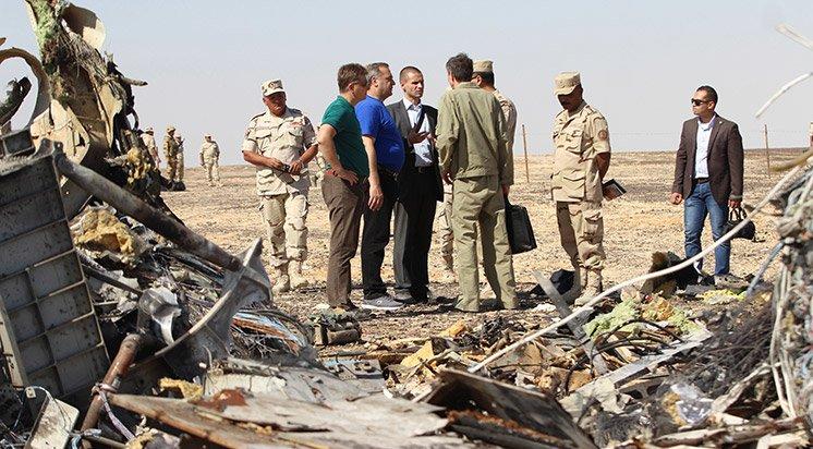 Düşen Rus Uçağında Bomba Olma İhtimali Yükseliyor