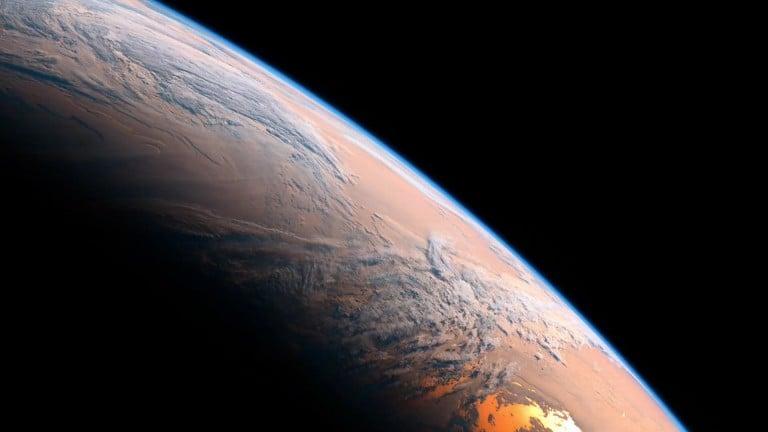 Himawari 8 Uydusundan Dünya