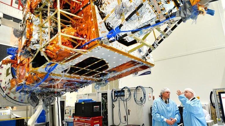 Askeri İstihbarat Uydusu Göreve Hazırlanıyor
