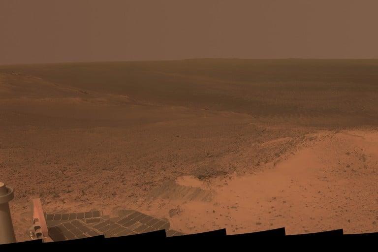 Mars'ta Geçen 12 Yıl