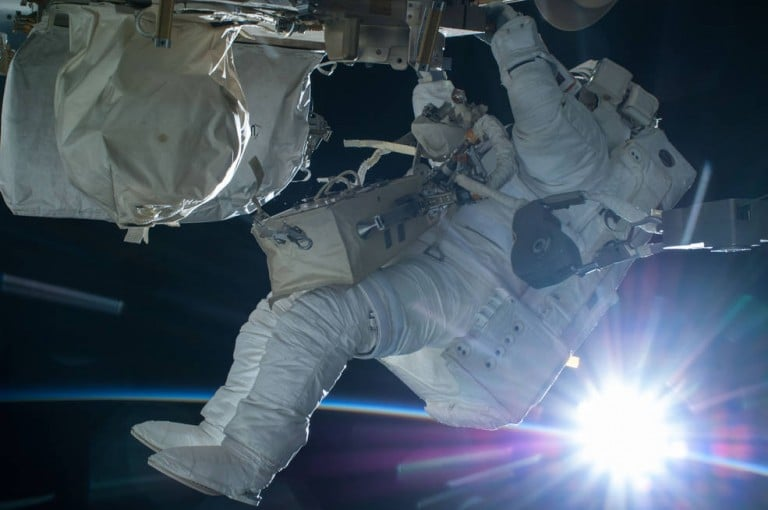 NASA'ya Rekor Astronot Başvurusu