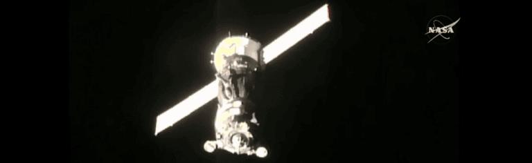 Yeni Ekip Uluslararası Uzay İstasyonu'nda