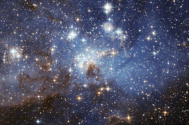 Atmosferinde Oksijen Bulunan Yıldız Keşfedildi