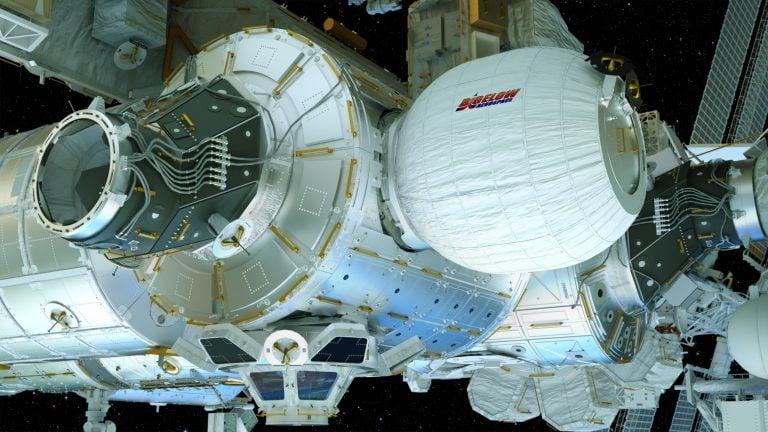 Uzay İstasyonuna Şişme Oda Projesi Başarısız Oldu
