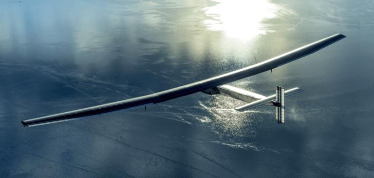 Solar Impulse 2.Dünya Turunda