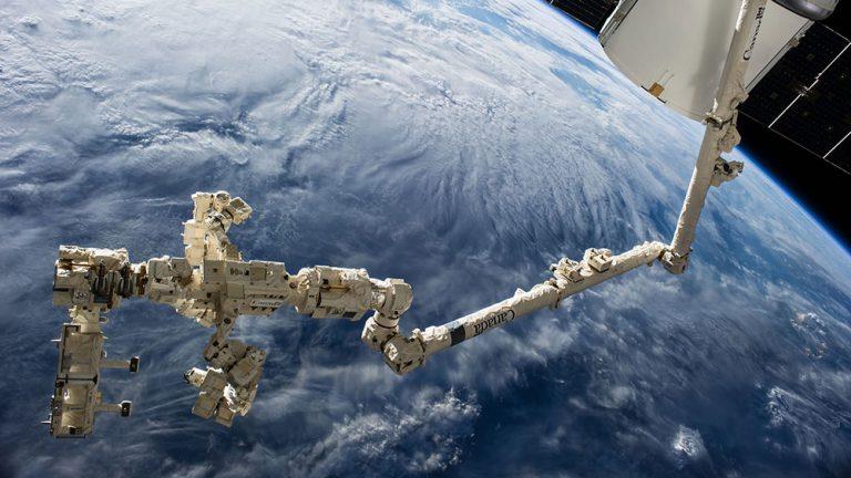 Kanada'nın Uzaydaki Eli