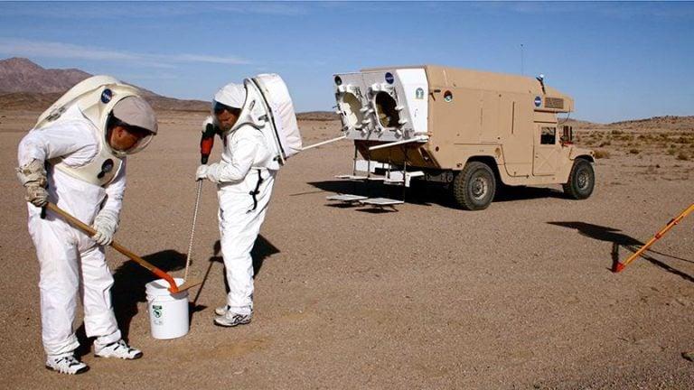NASA 12 Aylık Mars Simülasyonunu Tamamladı