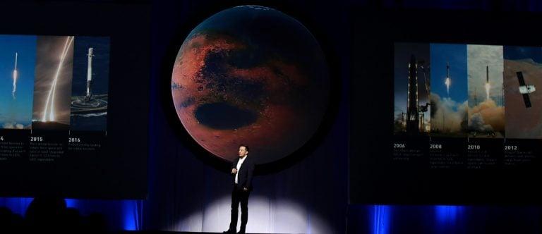 Elon Musk'un Mars'ı Kolonileştirme Planı