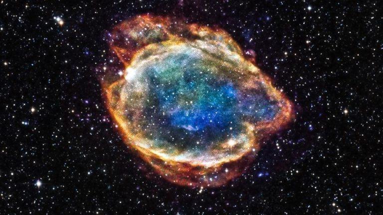 Süpernova Sanılan Işık, Devasa Kara Deliğin Parçaladığı Yıldızmış