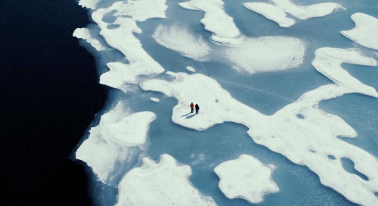 Kutuplarda Deniz Buzu Yüz Ölçümü Rekor Düzeyde Azaldı