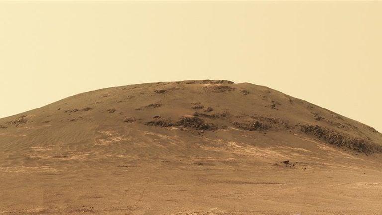 Mars Keşif Aracı Opportunity, Perseverance Vadisi'ne Ulaştı