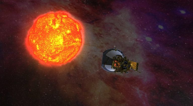 NASA,Uzay Aracı Parker Solar Probe'u Tanıttı