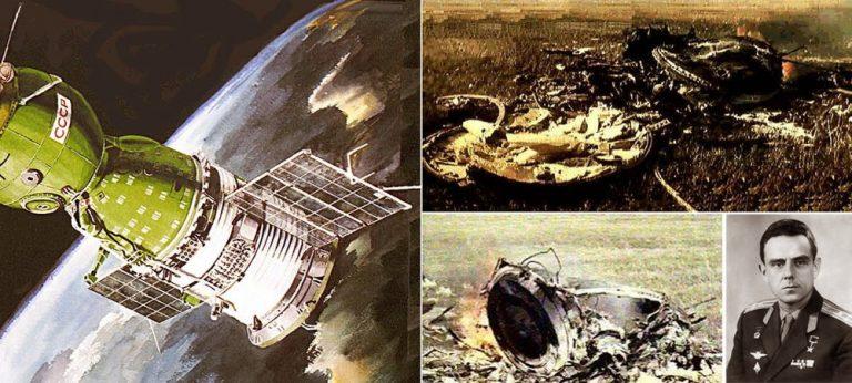 Bir Uzay Uçuşu Sırasında Hayatını Kaybeden İlk İnsan: Vladimir Komarov