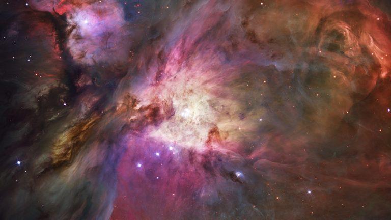 Bir Galakside İlk Kez Molekül Rüzgarı Gözlemlendi