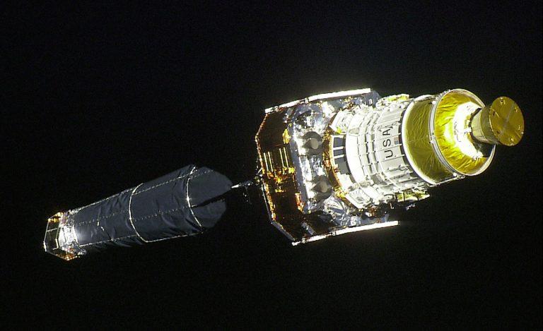 Chandra Teleskobu Uyku Moduna Geçti