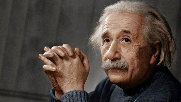 Einstein'ın Tanrı ve Dinler Hakkında Düşüncelerini İçeren Mektubu Açık Artırmaya Çıkıyor