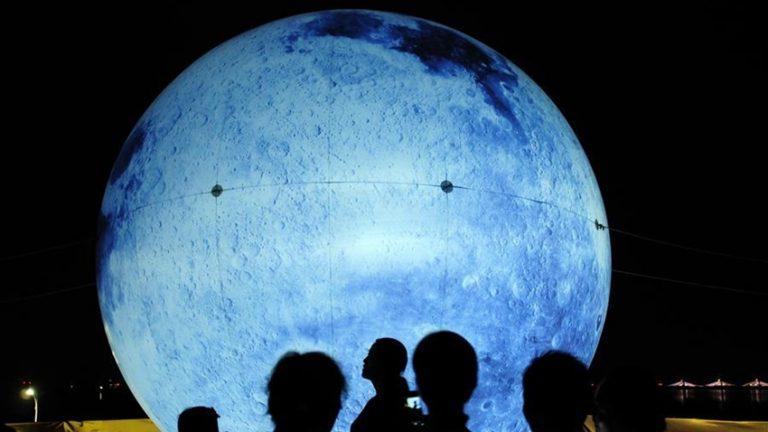 Çin Uzaya Yapay Ay Göndermek İstiyor