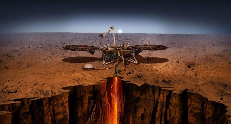 NASA Neden Mars'taki Depremleri Araştıracak?