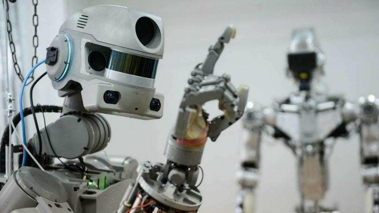Fedor: Rusya'nın Uzaya Gönderdiği Robot