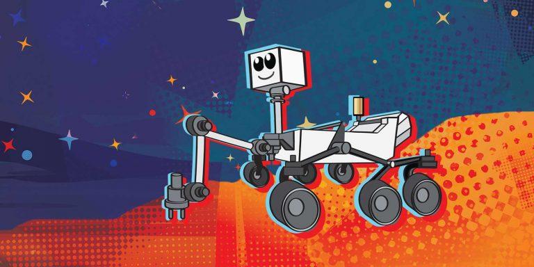 NASA 2020 Mars Aracına İsim Verin