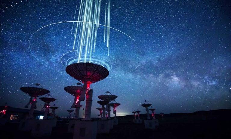 Uzaydan Gelen Gizemli Radyo Sinyalleri Her 16 Günde Bir Tekrar Ediyor