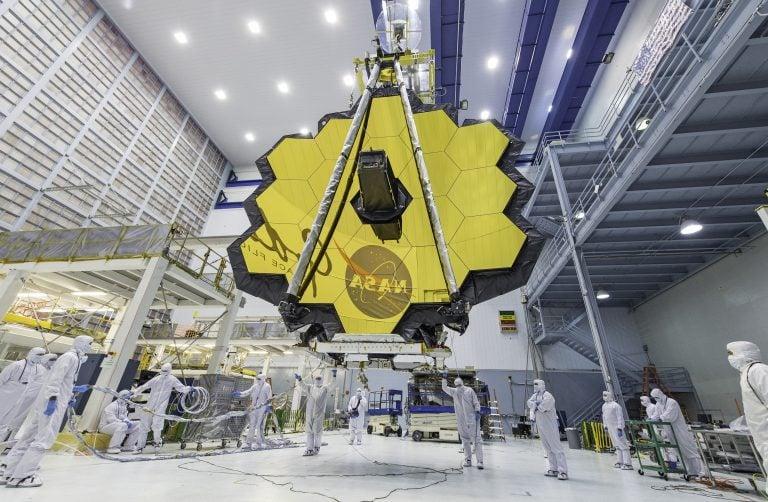 NASA, Koronavirüs Nedeniyle James Webb Uzay Teleskobu Üzerinde Çalışmayı Duraklatıyor