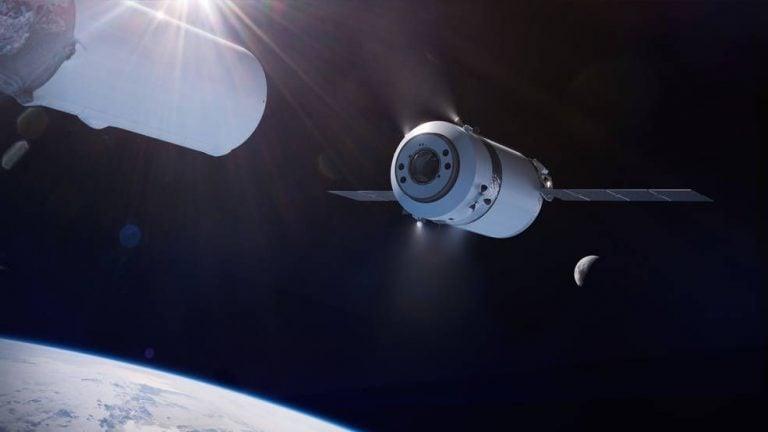 NASA Yeni Ay Görevi için SpaceX'i Seçti