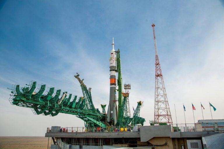 Rusya'nın Soyuz Roket Üretimi Koronavirüs Nedeniyle Beklemede