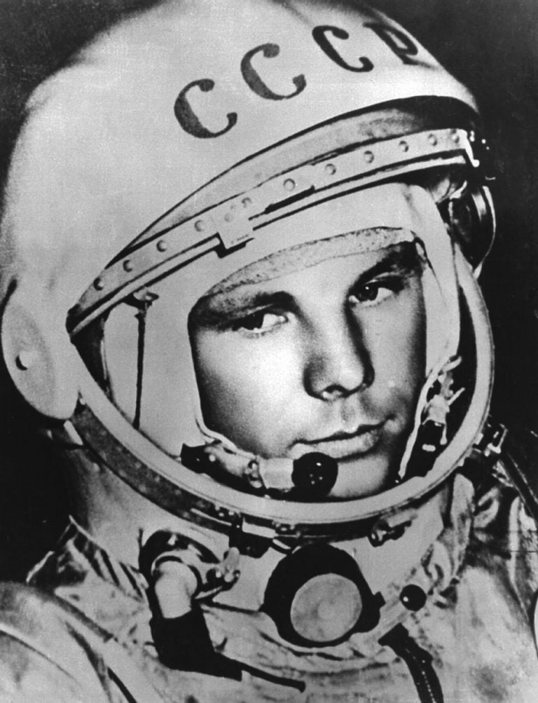12 Nisan 1961, Uzaya Giden İlk İnsan: Yuri Gagarin
