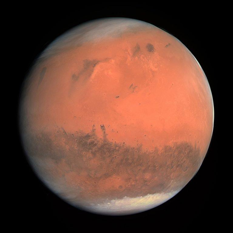Mars'ta Yaşam Var Mıdır?