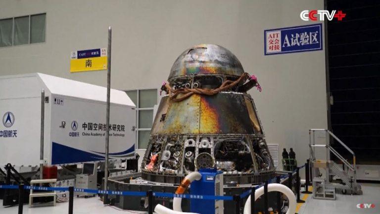 Çin, Yeni Nesil Mürettebatlı Uzay Aracının İlk Test Uçuşunun Ayrıntılarını Açıkladı
