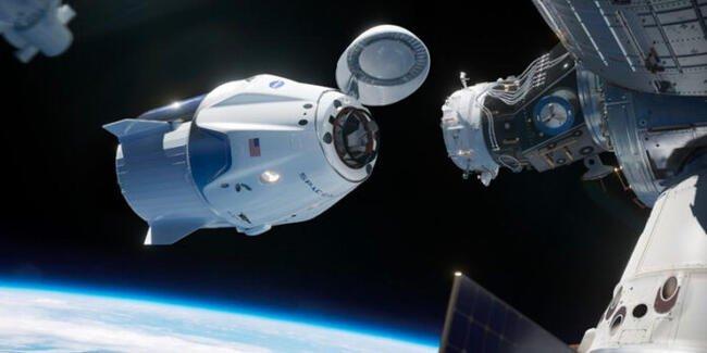 Crew Dragon Uzaya Turist Taşımaya Hazırlanıyor